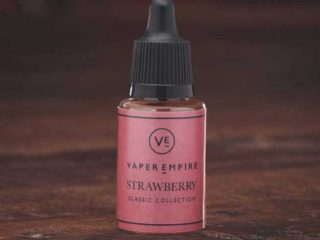 Vaper Empire Strawberry E Liquid