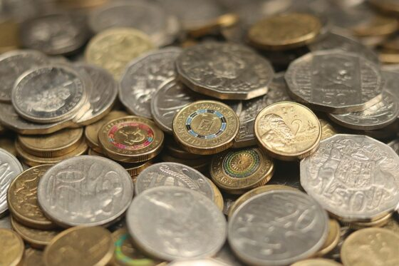 Australian Coins (AU Currency)