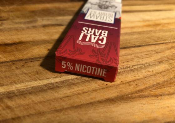 5% Nicotine Vape Juice