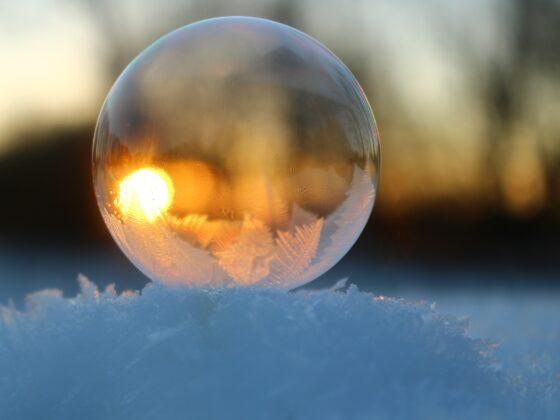 Frozen Liquid